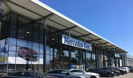 Mercedes-Benz Rent Roquebrune sur Argens 1