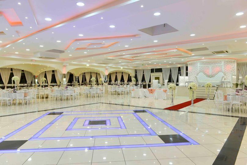 Palais 91 salle