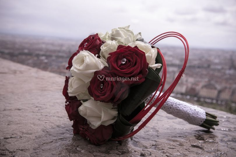 Bouquet pluie