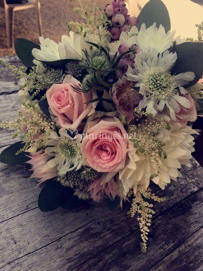 Bouquet de mariée 2018