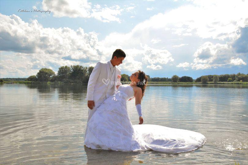 Couple - Lac du Der