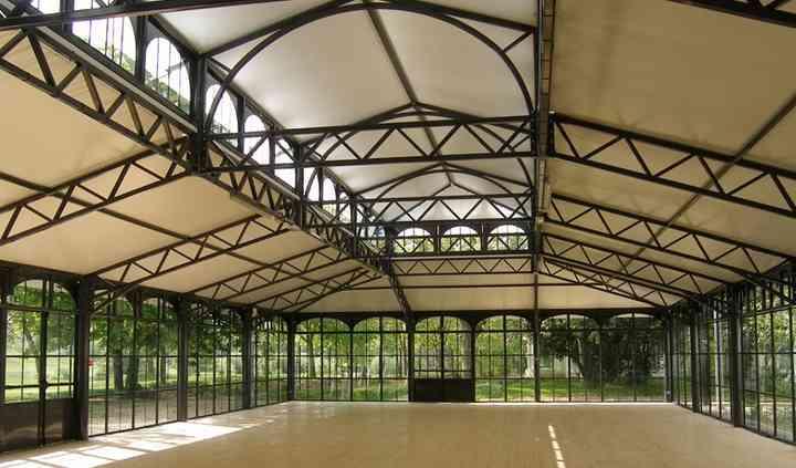 L'Orangerie intérieure