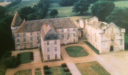 Abbaye royale de la Réau 1