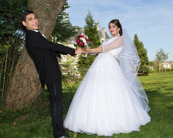 Mariage au Château de Chambord
