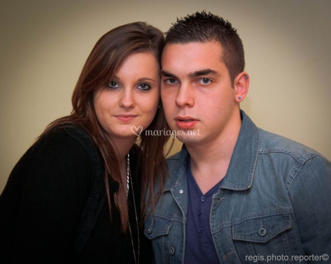Portrait de couple