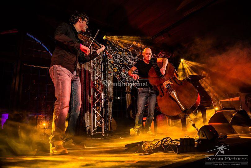 Concert violon / violoncelle
