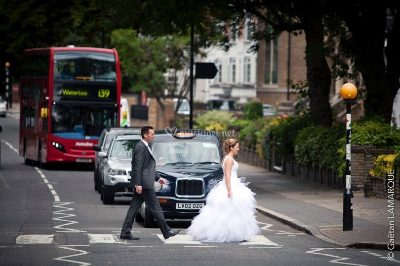 Mariage Londres