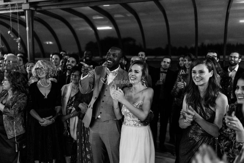 Surprises mariés