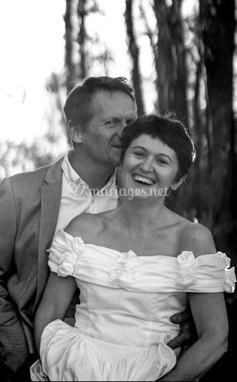 Mariage Michel et Brigitte