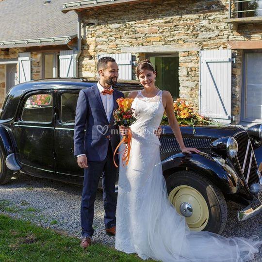 Mariage de Amandine