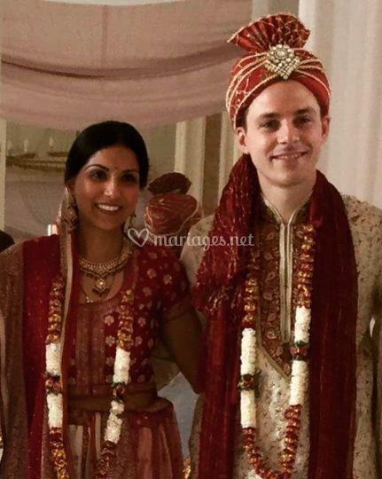Mariage Amishi&Geoffoy