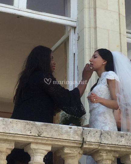 Mariage Amishi&Geoffroy