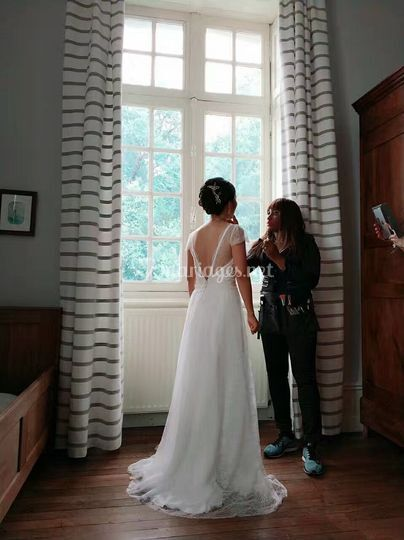 Mariage de Shaoxin