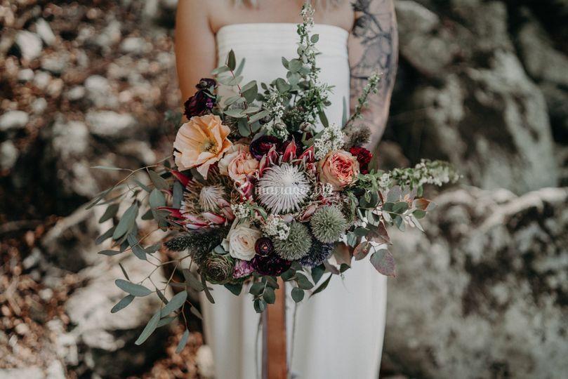 Bouquet - les amours sauvages