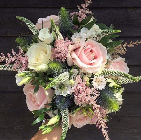 Bouquet campagne
