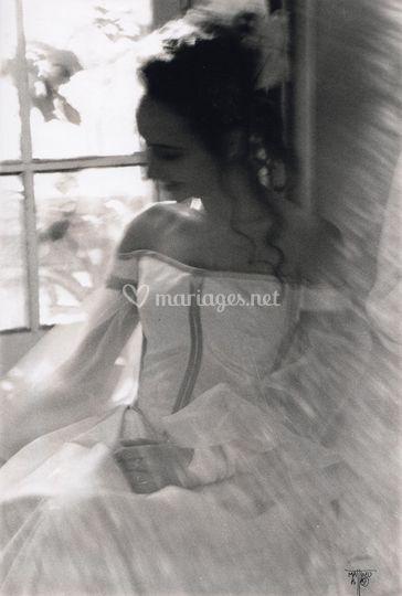 La mariée, effet