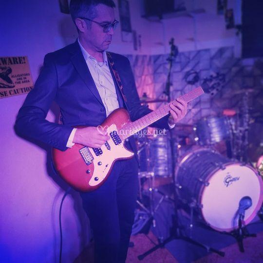 Vince, Soul Guitarist
