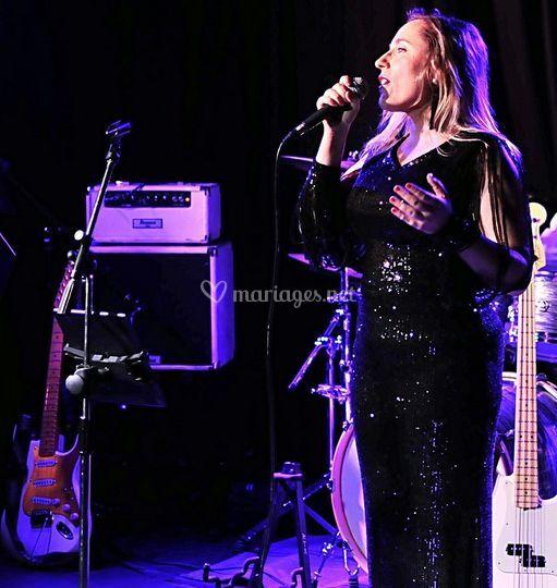 Mél, Soul Singer