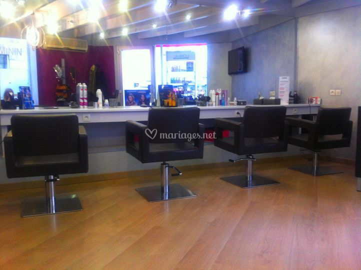 Salon de coiffure C&C
