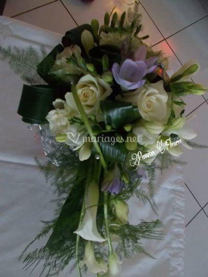 Romantique bouquet