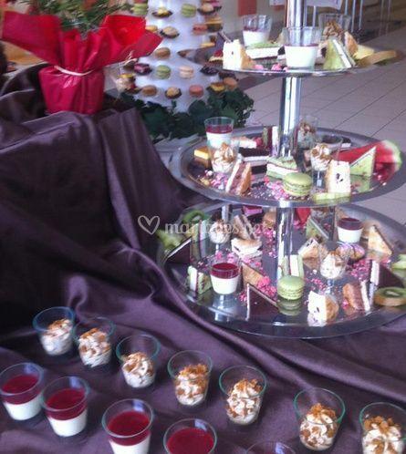 Sucreries et desserts
