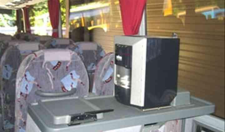 Le confort du bus