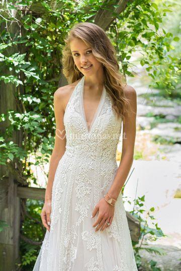 Robe de mariée Lilian West