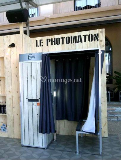Photomaton personnalisé