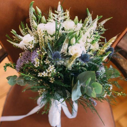 Bouquet de mariée de Marina