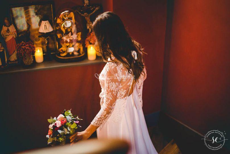 Mariage à Bayeux Février 2018