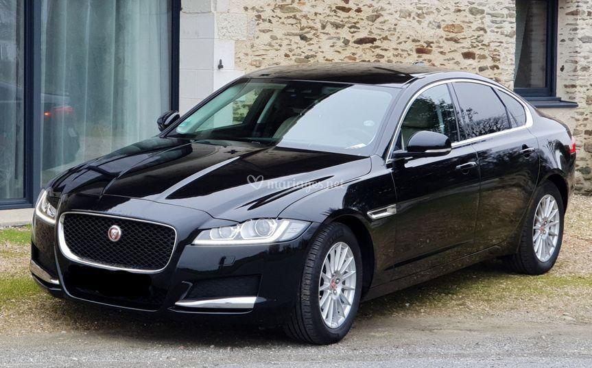 Jaguar xf luxe