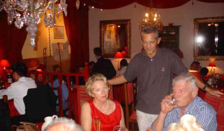 Clients du restaurant