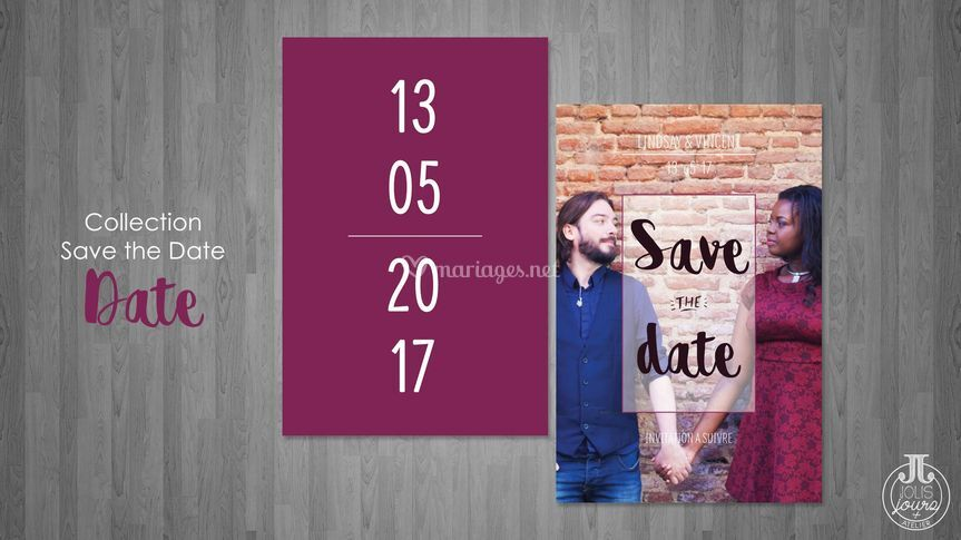 Save the date Date