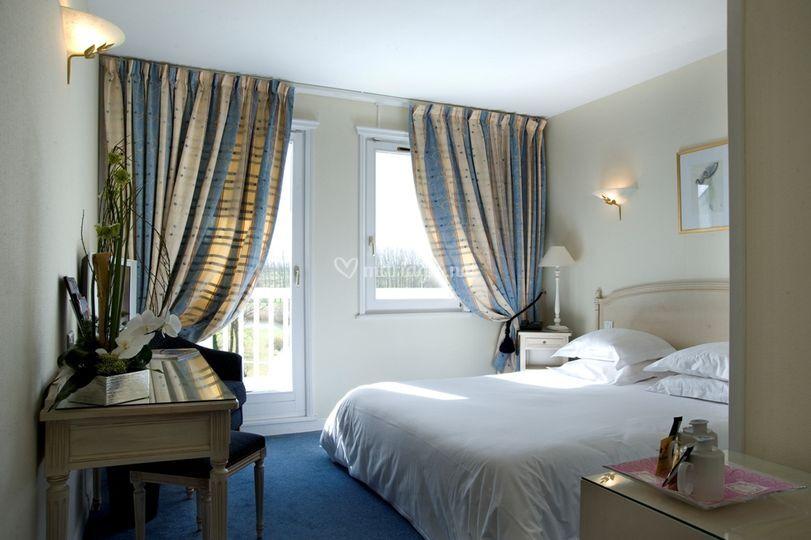 Chambre classique - Hôtel du Golf d'Arras