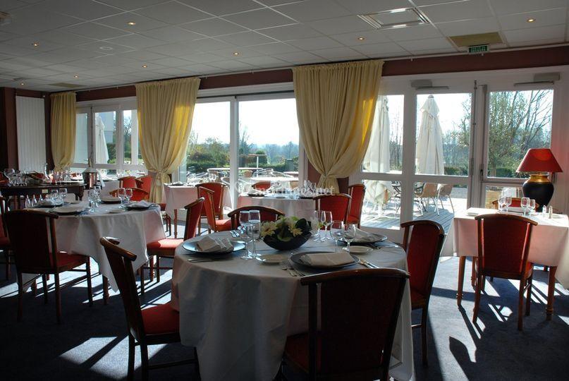 Salle de Réception ou Vin d'Honneur - Hôtel du Golf d'Arras