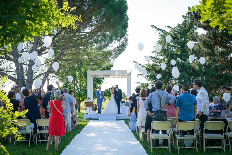 Wedding by Drôle de Vie