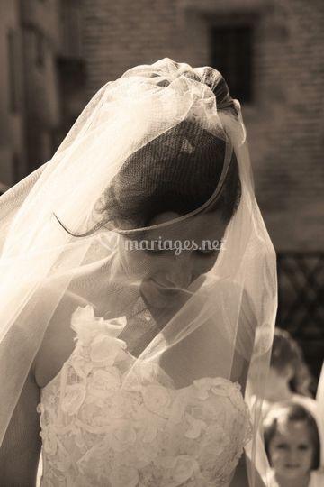 Mariage Laetitia Tomassi