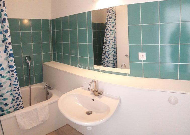 Salle de bain des studettes