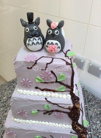 Mariage Totoro
