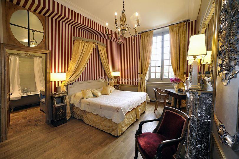 Chambre Madame Récamier