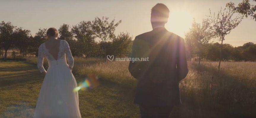 Mariage pour Charlotte & Paul