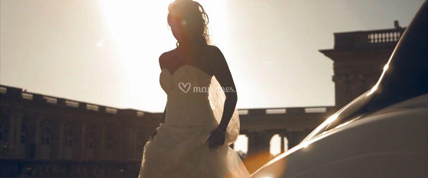Mariage pour Sékou et Mariamma
