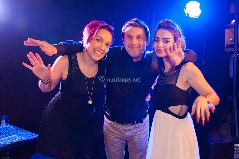 """Trio """"Ladie's Night"""""""