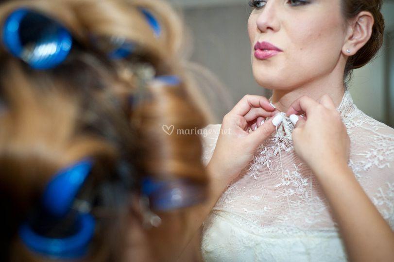 Au petit soin pour la mariée