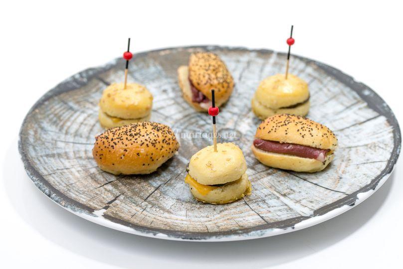 Burgers viande
