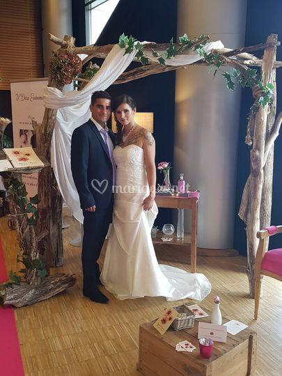 Salon du mariage Jump in love