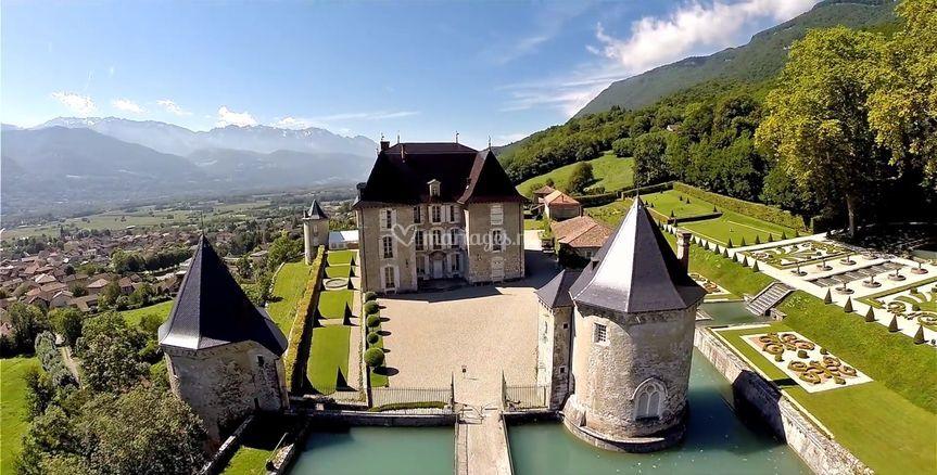 Jardins et Château de Touvet
