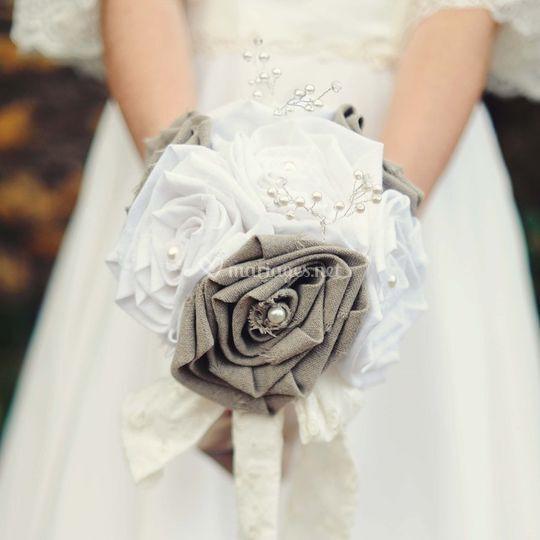 Bouquet de mariée Jeanne