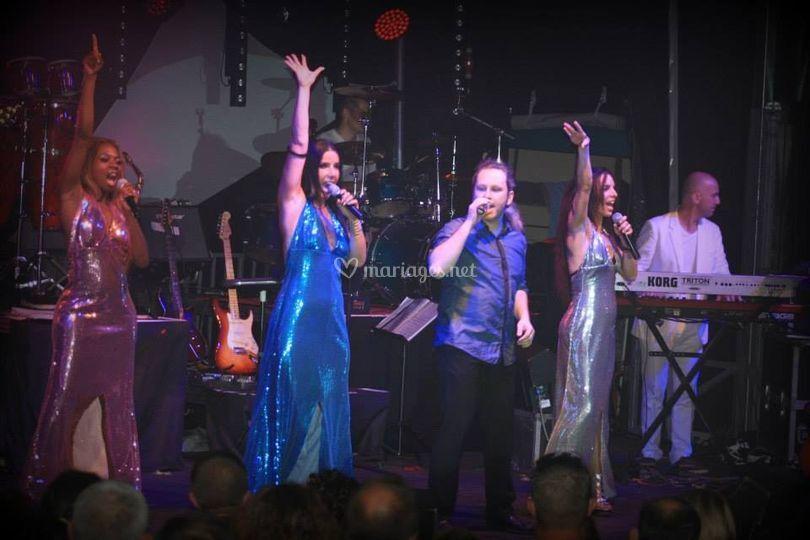 Beent'a avec Orchestre Andrews