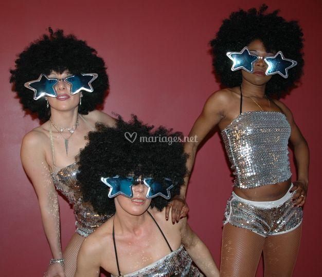 Beent'a avec Disco'oh Angels